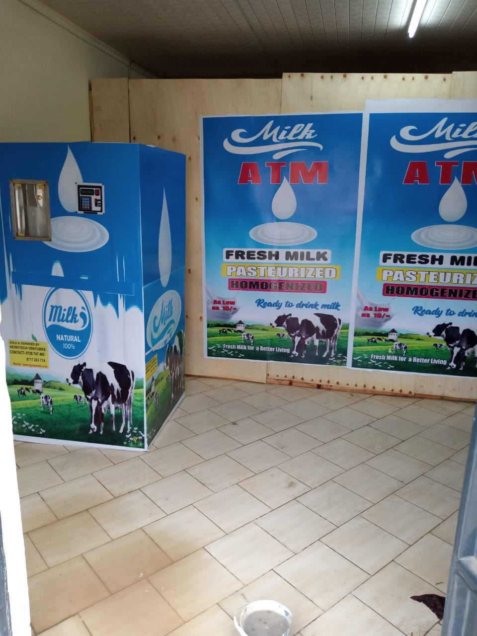 Who are the Best Milk ATM Manufacturers in Kenya?