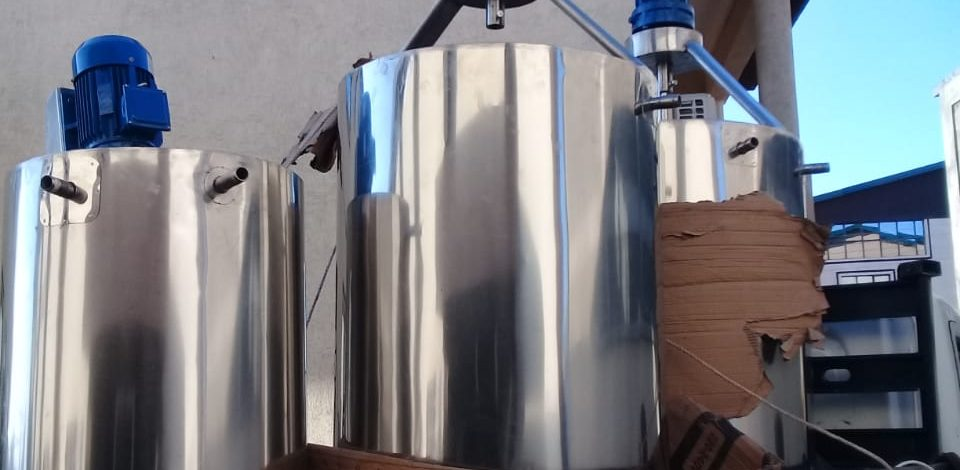Steam pasteurizers for sale in Kenya