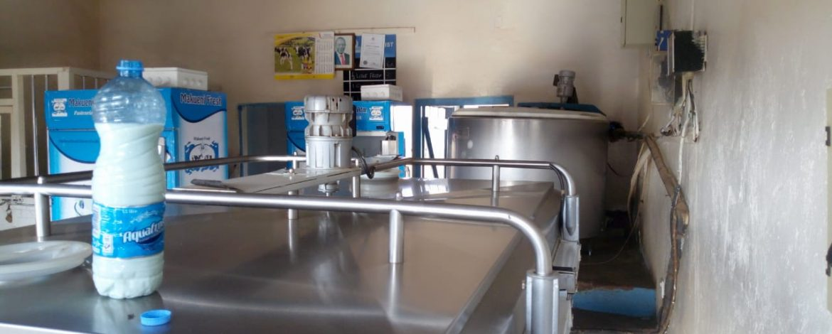 THE BEST DAIRY EQUIPMENT TO USE FOR A SMALL DAIRY FIRM