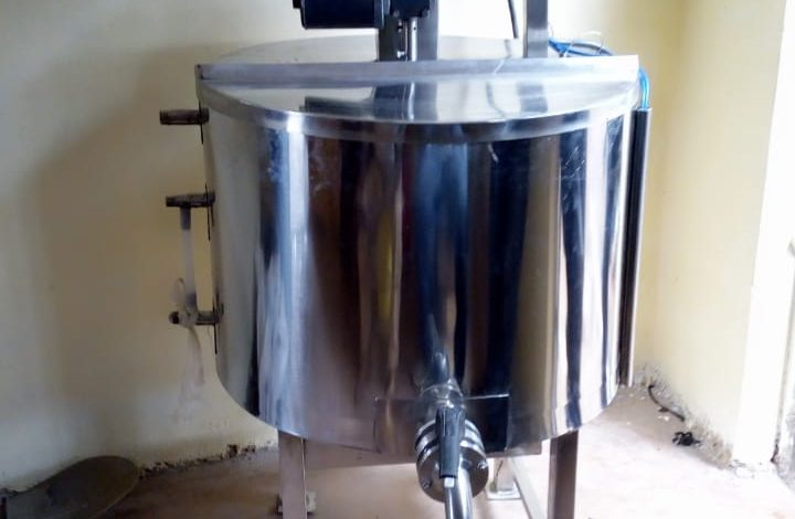 Small Milk Pasteurizer for Sale in Kenya