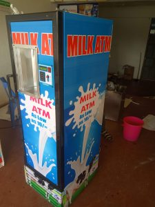 Milk ATM Vending Machine