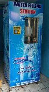 Water Purification Systems & Water ATMs