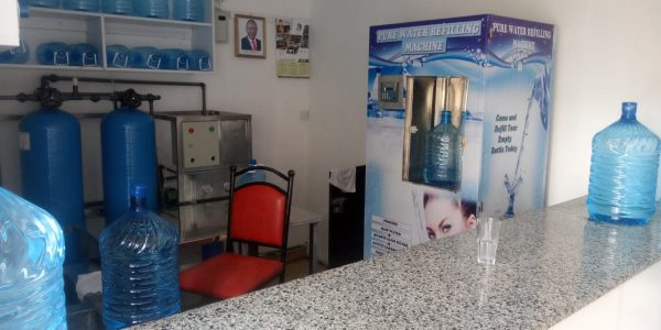 water vending ATM business