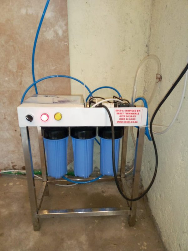 Domestic Water Purifier system