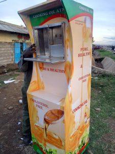 Where to buy cooking oil dispenser in Kenya