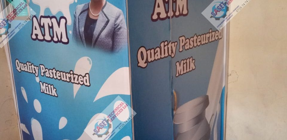 Milk Vending ATM Machines in Kenya Leading Manufacturer