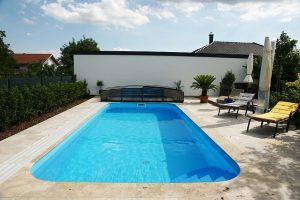 Swimming pool construction - Saset