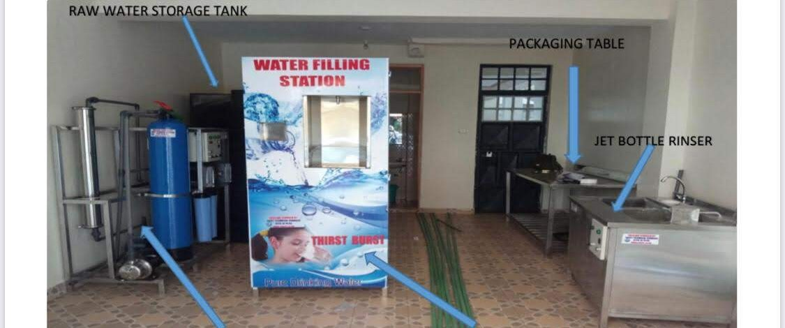 Water Vending Business Plan