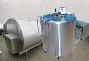 High Quality Milk Cooling Tanks in Kenya