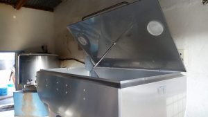 High quality milk holding tanks in Kenya