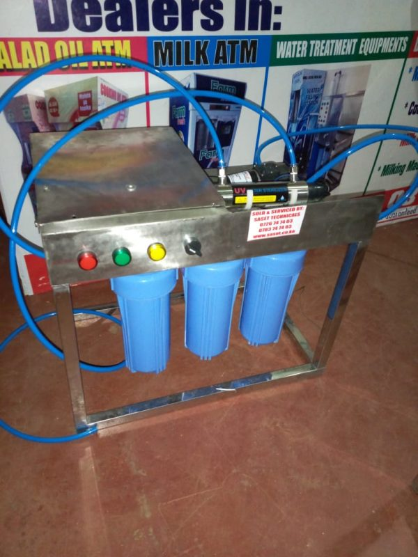 Borehole Water Purification Machine