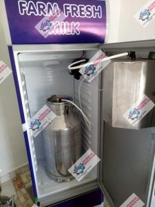 how to make good money with a milk ATM business