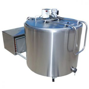 High Quality Milk Cooling Tanks for Sale in Kenya