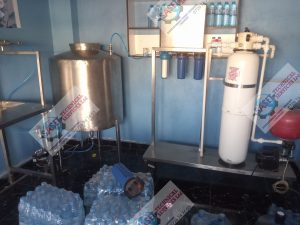 Water Treatment Solutions in Kenya
