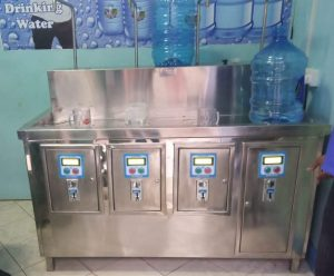 Cost of Setting up a Small Mineral Water Plant in Kenya