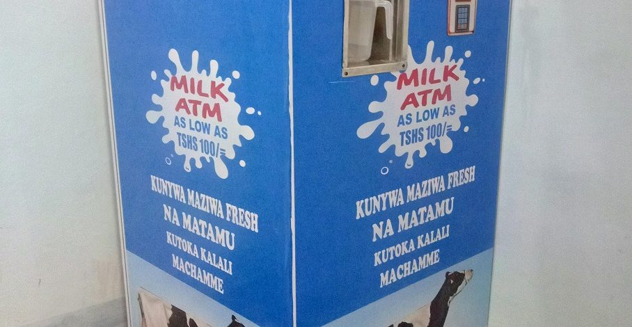How to Start a Milk ATM Side Hustle Business in Kenya