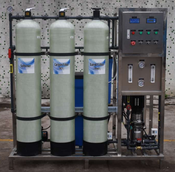 salty water purifier machine prices in Kenya