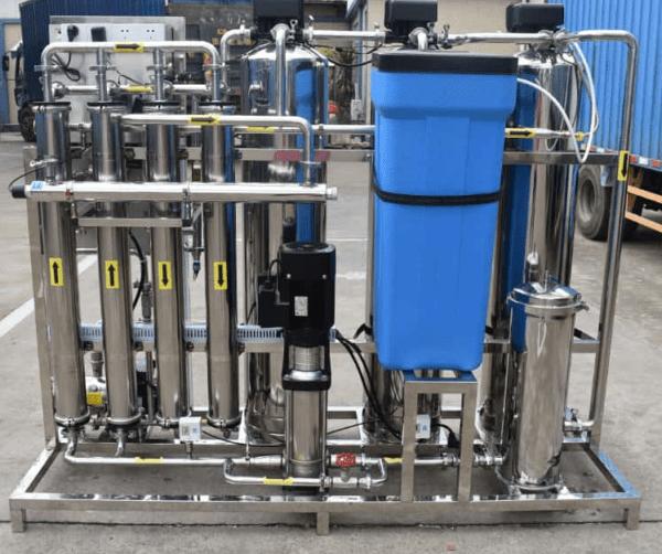 Borehole Water Treatment Machines in Kenya