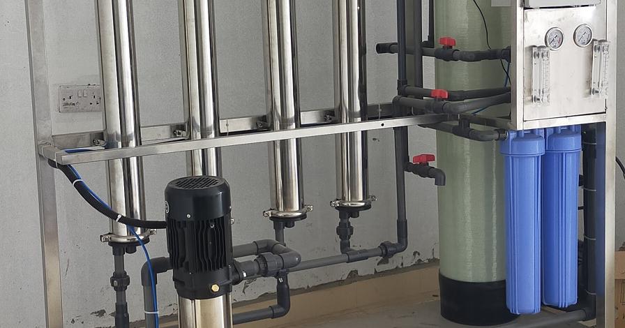 Water Filtration Machines in Kenya