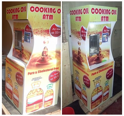 How to Create Jobs in Kenya Using Salad Cooking Oil ATMs